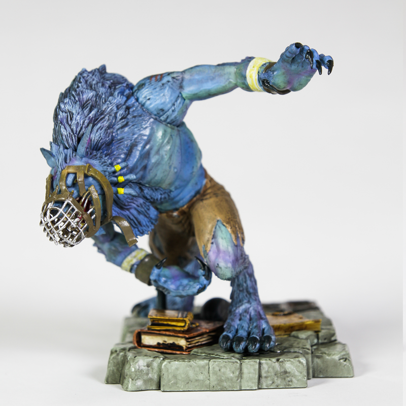 Sabrewulf Front